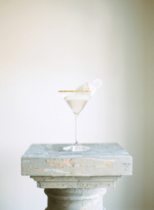The White Wedding Signature Drink