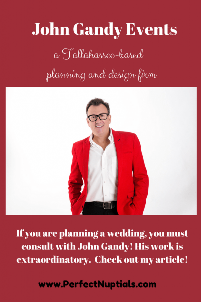 John Gandy Events Wedding Planners