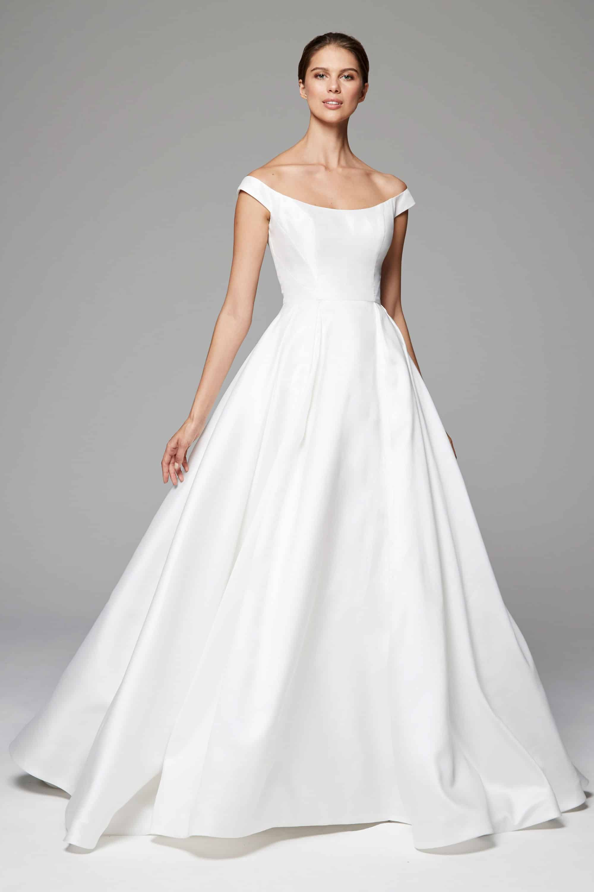 b136f731e79 One of the most important decisions that a bride will make about her wedding  is her choice of a wedding dress. On the big day